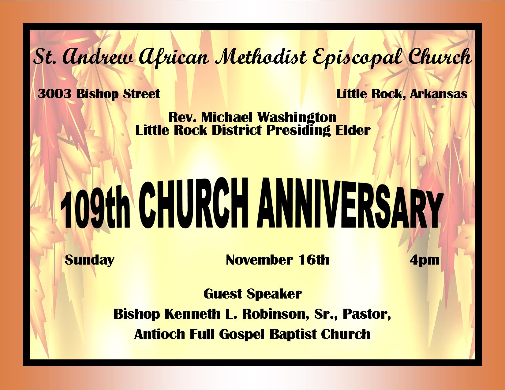 Celebrations Anniversary Sunday Ame Church Pictures to Pin ...