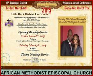 Little Rock District Conference